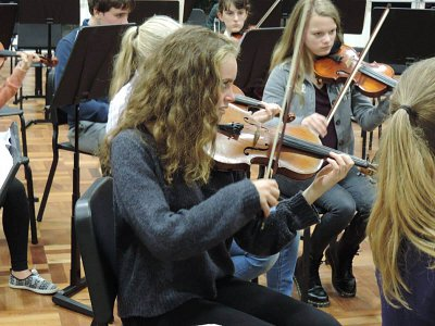Stockport Youth Orchestra